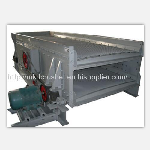 Three Eccentric  Shaft  Vibrating Feeder