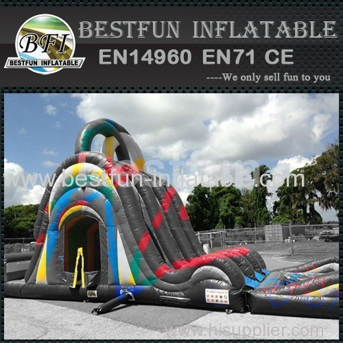 heredia Inflatable bounce slide combo