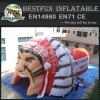 inflatable helmet tunnel inflatable football tunnel