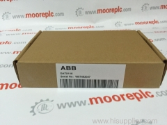ABB TU847 CI840 mounting base (for redundant I / O)