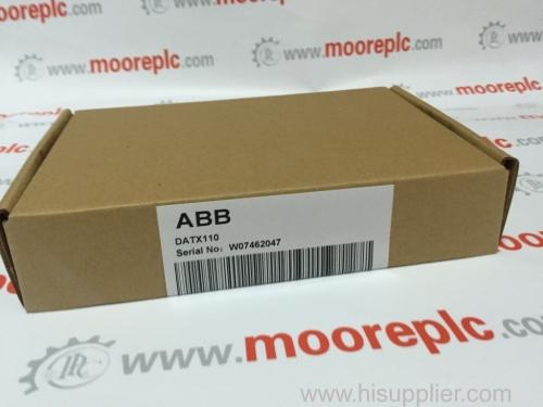 ABB AI810 Analog input module 8 channels
