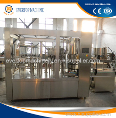 Bottled Carbonated Drink Filling Line
