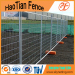 temp site fence panels for construction 2100mm x 2400mm panels