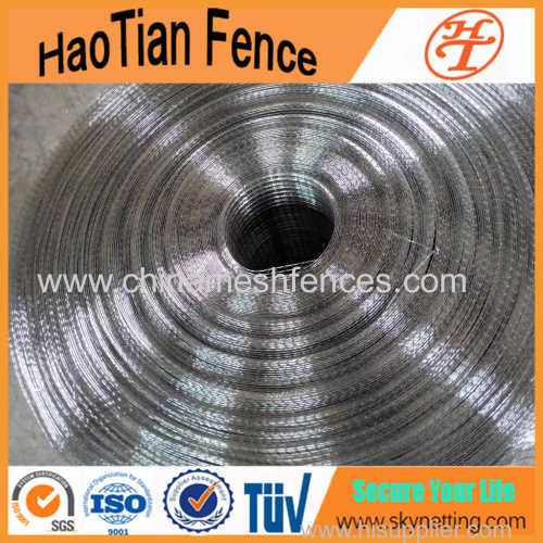 Welded Wire Mesh Fabrics Electro Galvanized