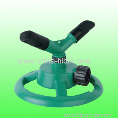 360 rotary automatic irrigation big gun sprayer garden sprinkler