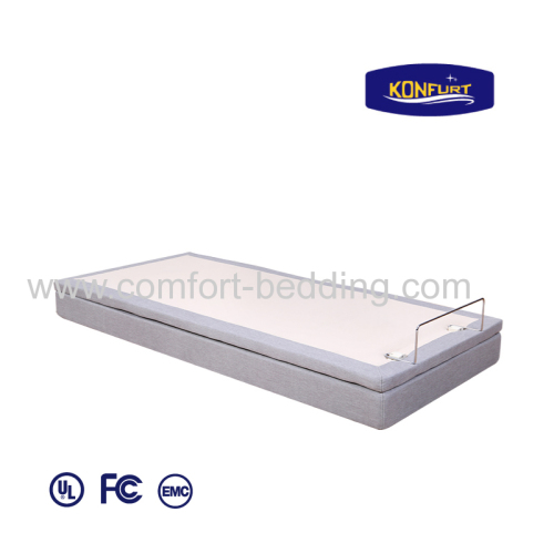 Massage Bed Electric Bed Adjustable Bed Head & up Down Bed stand on the floor or frame