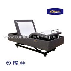 Unique Design Hi-Lo Bed Electric Bed Adjustable Bed Head & Foot up Down Bed