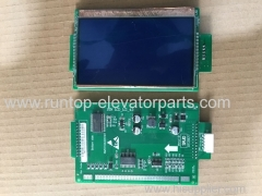 Elevator parts indicator PCB KM51104200G01 for KONE elevator