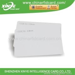 I CODE SLI PVC chip card