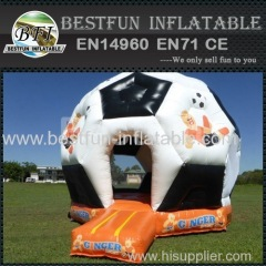 Sport inflatable house for kids
