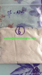 Fabbrica di vendita calda della polvere di cristallo 5f-adb 5f-adb