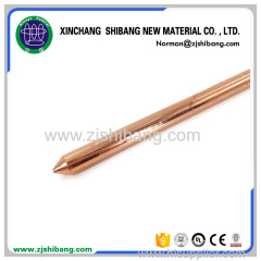 Copper Bonded Furse Earth Rod