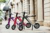طوي الكهربائية سكوتر للطي دراجة كهربائية الكبار بطارية ليثيوم الدراجة الكهربائية مع سبائك الألومنيوم الجسم