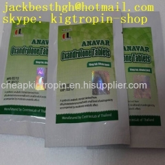 wholesale Anavar Oxandrolone 10mg*60pills cheaper price