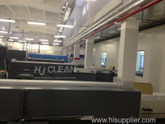 Clean room turnkey project solution