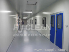 Clean room turn key project solution