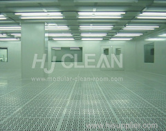 Cleanroom turn key project solution