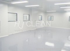 Clean room turnkey contractor