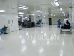 Cleanroom turn key contractor