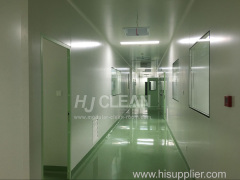 Cleanroom turn key contract