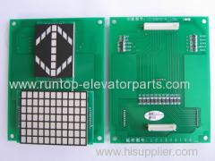 Elevator parts PCB LC130A100G01 for Mitsubishi elevator