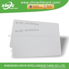 RFID Card Combined with UHF Alien 9662 + HF F08