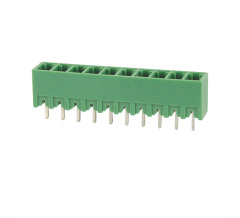 plug-in terminal blocks male