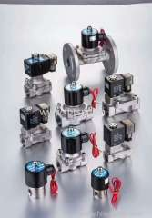 2/2 Way Stainless stell Solneoid Valves