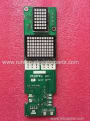 Elevator parts indicator PCB INC03 for Fujitec elevator