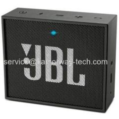 New JBL GO Portable Full-Featured Great-Value Great Sounding Portable Bluetooth Speakers W/A-Built-In Strap-Hook Black
