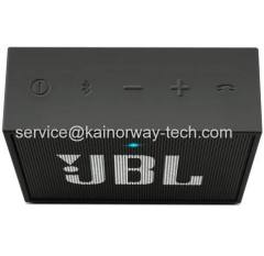 JBL GO Ultra Portable Rechargeable Bluetooth Wireless USB&Aux Mobile/Tablet Mini Audio Music Black Speakers With Aux-in
