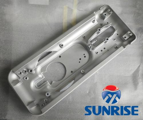 Aluminum Alloy Die casting OEM plates Sunrise made