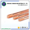 Long Copper Threaded Rod