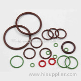 Rubber O-Ring with RoHS Certification