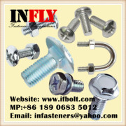 Infly Fasteners Carriage Bolt Factory