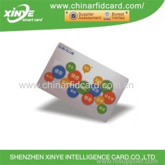 China wholesale Factory Supply EM4100 125 KHZ ID rfid card with IC card for access control