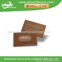 125KHz Proximity Smart RFID card with 8H10D+ WEG24A number