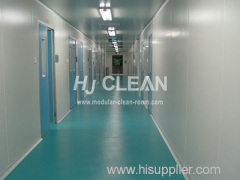 Pharmaceutical cleanroom turnkey project solution