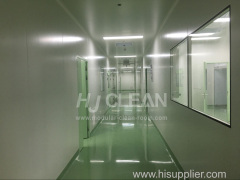 Pharmaceutical clean room turnkey project
