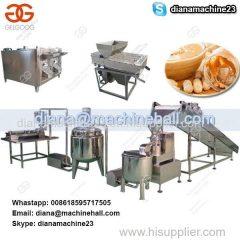 Peanut Butter Production Machine