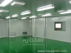 Pharmaceutical clean room turn key project