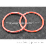Silicone Rubber O-Ring Encapsulated O-Ring Seal