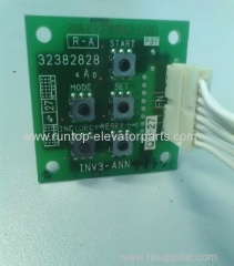 Elevator parts PCB INV3-ANN for Hitachi elevator