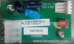 Elevator parts button PCB XAA610CP1 for OTIS elevator