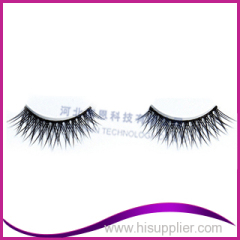 Synthetic Mink Hair Silk Lashes Private Label False Eyelashes