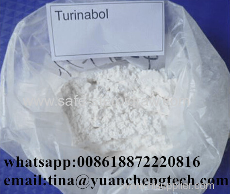 Turinabol Legal Anabolic Androgenic Steroids 4-Chlorodehydromethyltestosterone