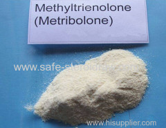 Metribolone Raw Anabolique Stéroïde Methyltrenbolone Metribolone