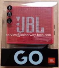 Wholesale JBL GO Mini Red Compact Portable Rechargeable Bluetooth Speakers With Aux-In Compatible