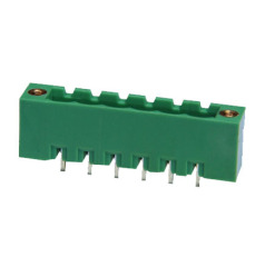 5.0/5.08mm pitch electric pluggable terminal block
