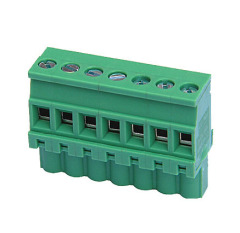 26-12 AWG Plug-in terminal block